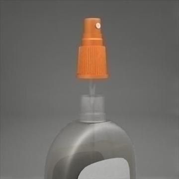 spray bottle 3d model 3ds max fbx obj 107813