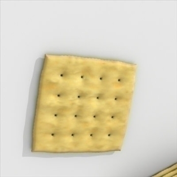 square crackers 3d model 3ds dxf fbx lwo other texture obj 98731