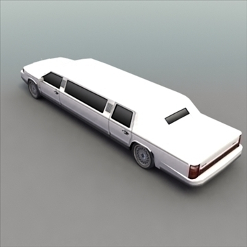 stretch_limo_luxury 3d model 3ds max ma mb obj 99246