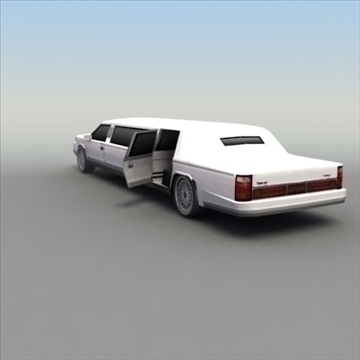 stretch_limo_luxury 3d model 3ds max ma mb obj 99247