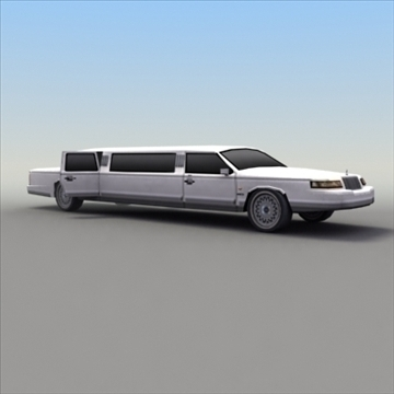 stretch_limo_luxury 3d model 3ds max ma mb obj 99249