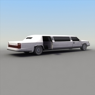 stretch_limo_luxury 3d model 3ds max ma mb obj 99250