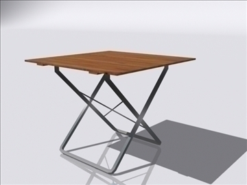 table a 3d model 3ds max obj 108399