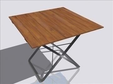table a 3d model 3ds max obj 108401