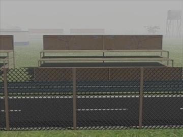 test center 3d model 3ds 97437