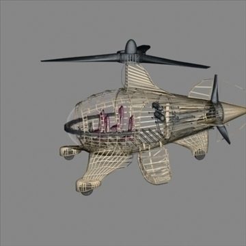 thoptor 3d model 3ds max 85053