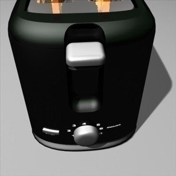 toaster 3d model max 99156