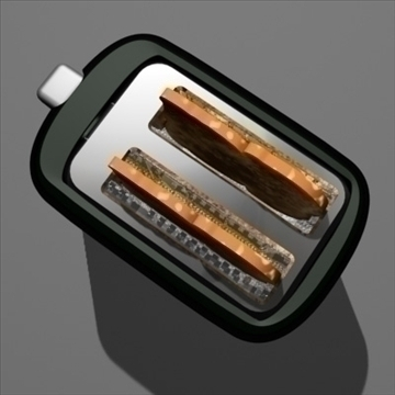 toaster 3d model max 99159
