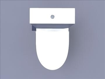 toilete 3d model ma mb 82814