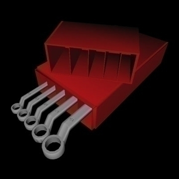 tool box 3d загвар 3ds 97472