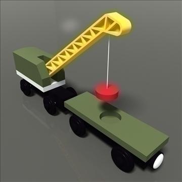 toy train 04 3d model max 81773