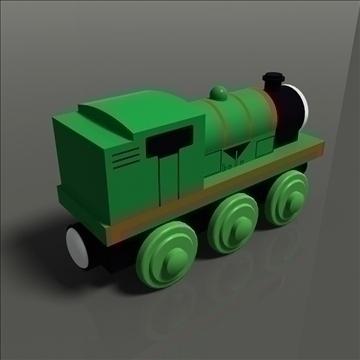 toy train 23 3d model max 81768