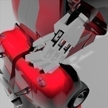 transformer sport car 3d model 3ds max 82471