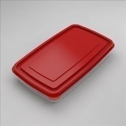 tupperware ( 49.56KB jpg by 3DGL )