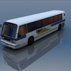 US Bus_3DModel ( 46.23KB jpg by 3DArtisan )