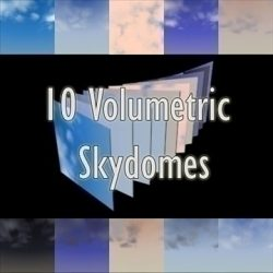 Voulmetric skydomes volume 1 ( 62.41KB jpg by madaeon )