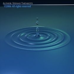 Waterdrops ( 48.2KB jpg by tartino )
