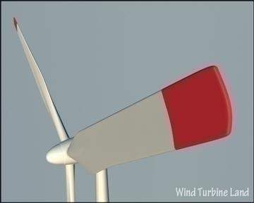 wind turbin 3d model 3ds max obj 99792