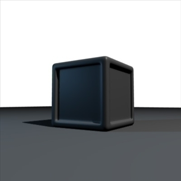 wonderful box 3d model 3ds blend obj 108044
