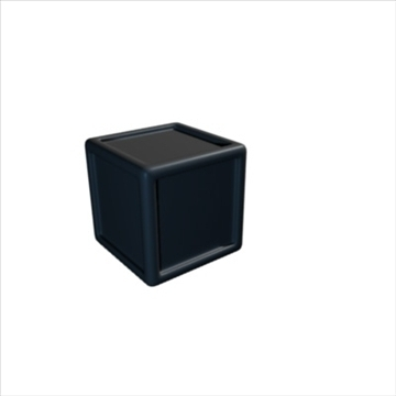 wonderful box 3d model 3ds blend obj 108046
