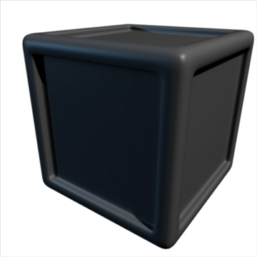 wonderful box 3d model 3ds blend obj 108049