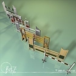 wood jumps ( 70.89KB jpg by braz )