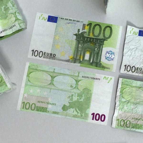 100 евро цаасан мөнгө 3d загвар 3ds max obj 129433