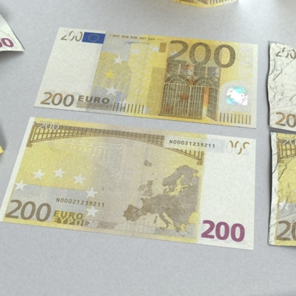 200 euro banknote 3d model 3ds max obj 129448