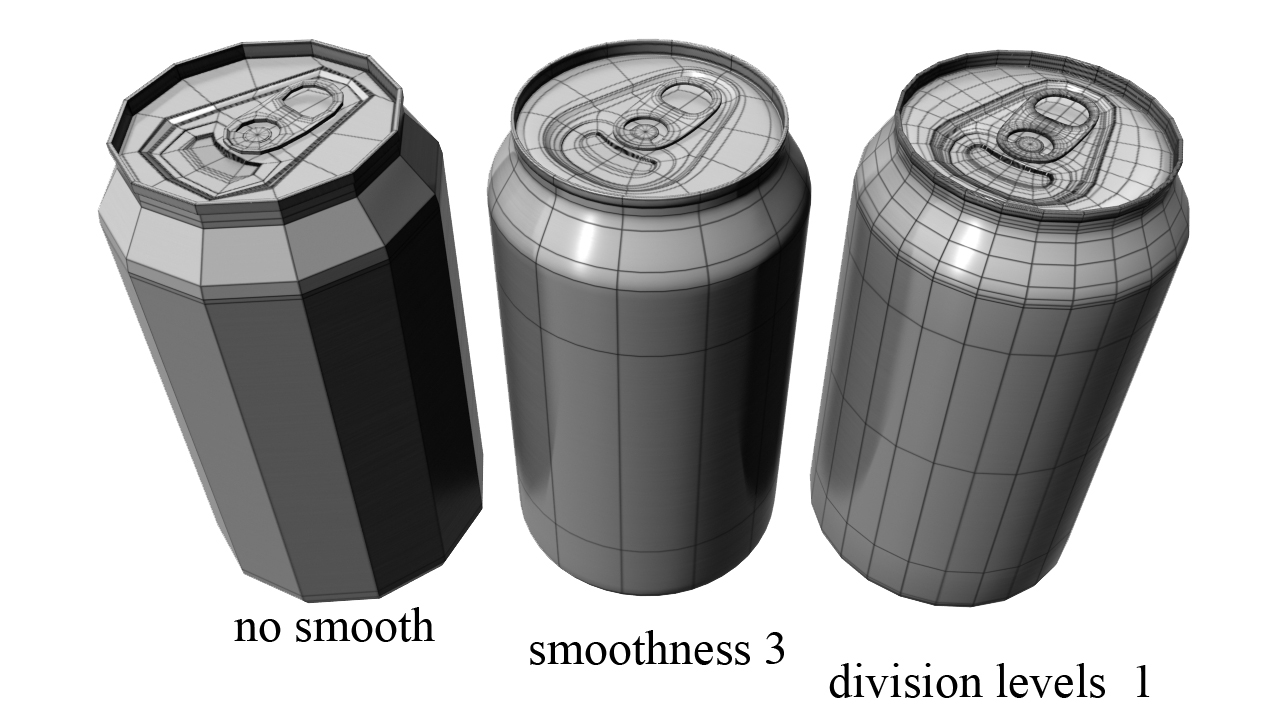 aluminium can 3d model ma mb 125932