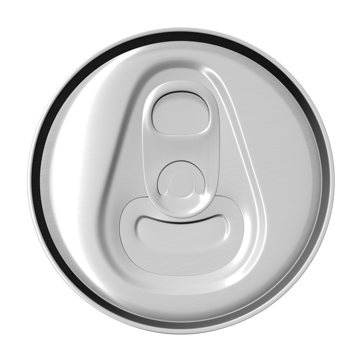 aluminium can 3d model ma mb 125933
