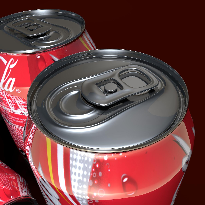 Кока кола нь 3 загвар холилдсон 117113 загварыг агуулна