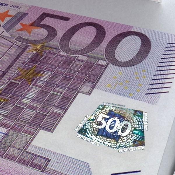 european paper money collection 3d model 3ds max obj 129481