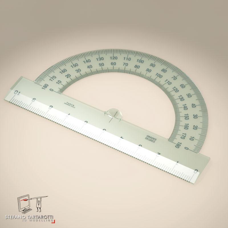 goniometer 3d model 3ds dxf fbx c4d dae obj 149887