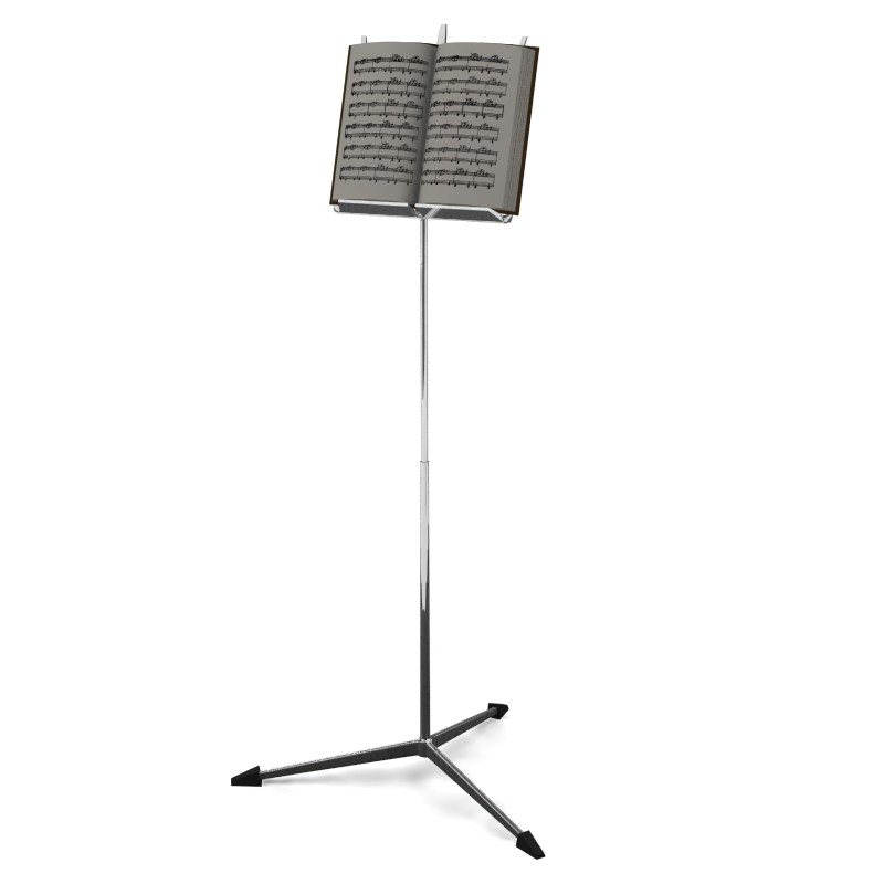 music stand 3d model obj 153687