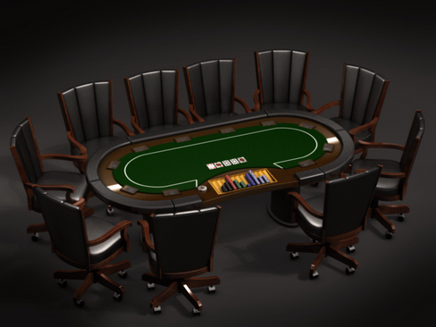 poker collection 3d model 3ds max obj 118713