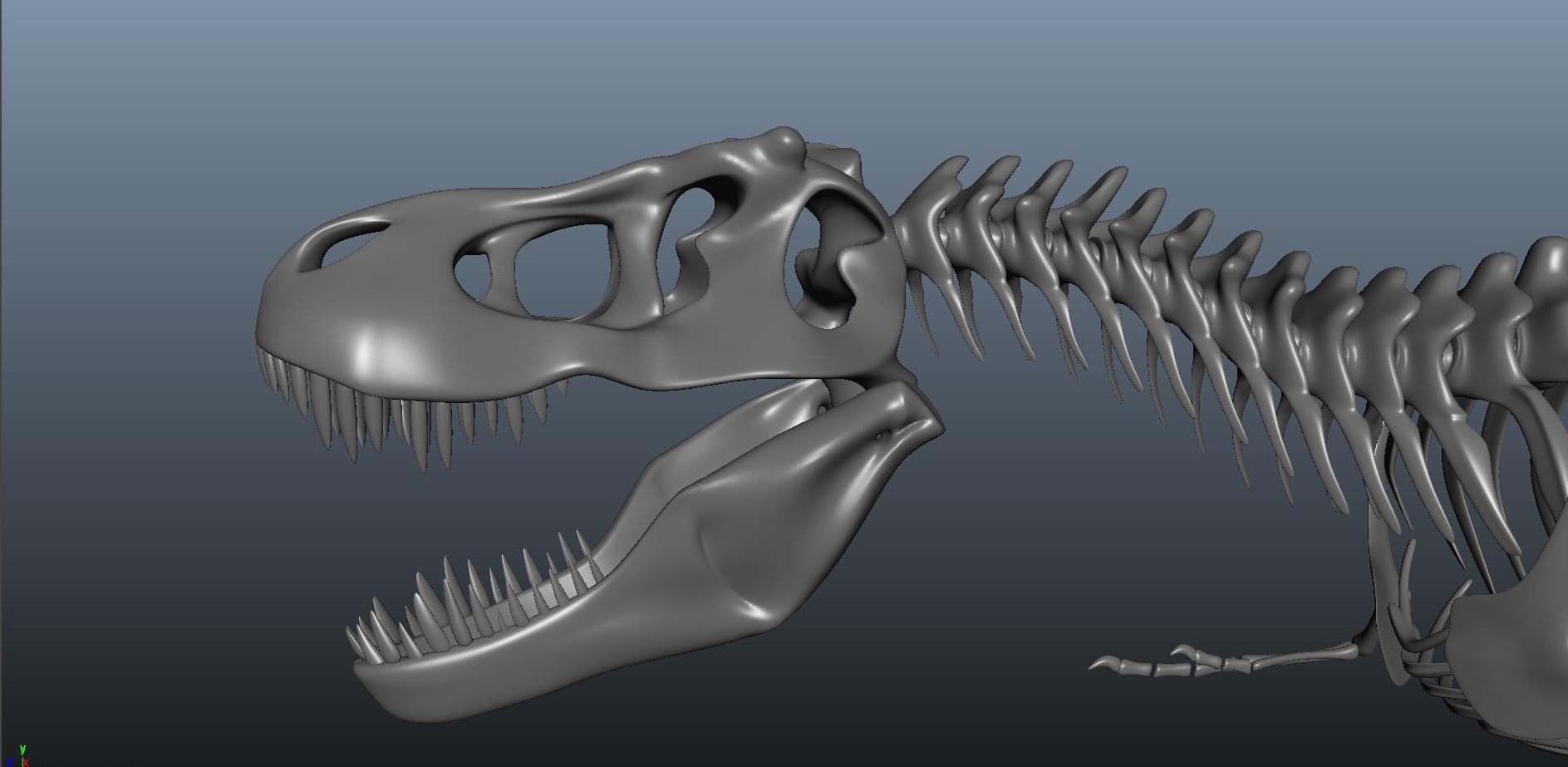 t-rex 3d загвар нь 153238-ийн хамгийн их функц юм