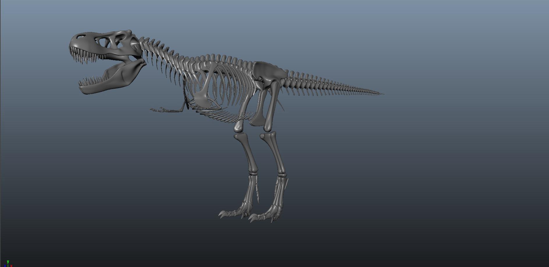 t-rex 3d загвар нь 153244-ийн хамгийн их функц юм
