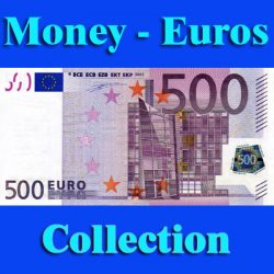 Texture Euro Money Collection 14 ( 69.66KB jpg by VKModels )
