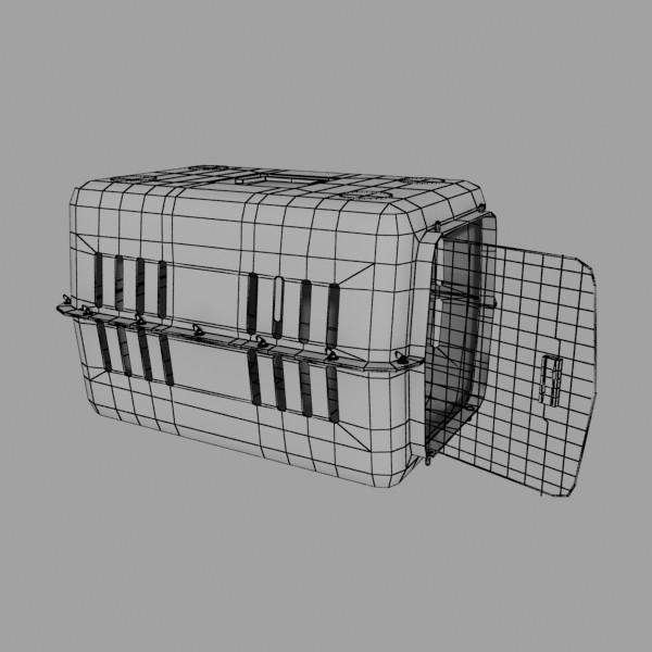 pet carrier high detailed 3d model 3ds max fbx 131711