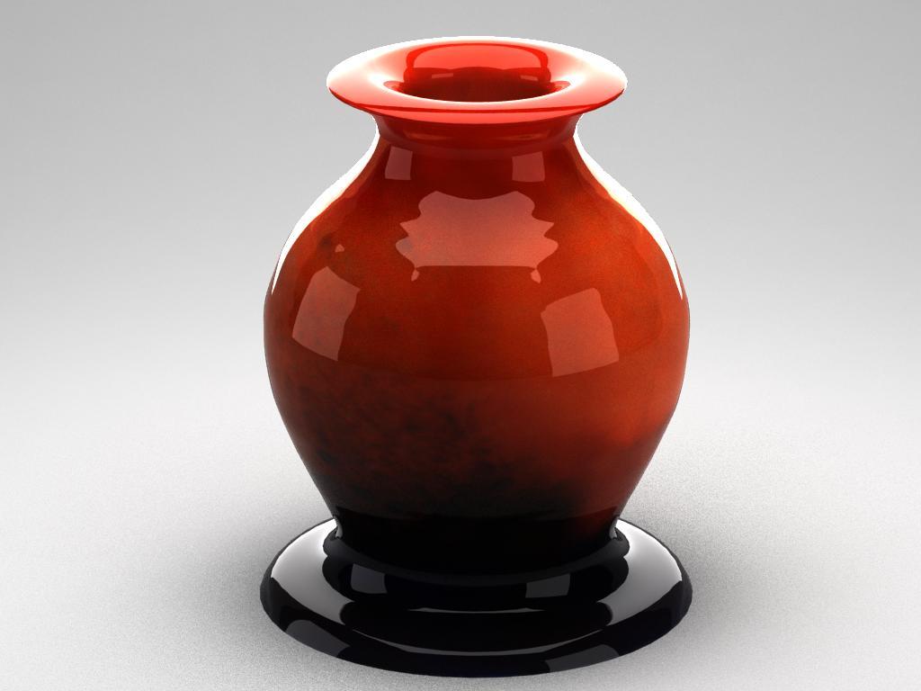 glass decorative vase 01 3d model max 147581