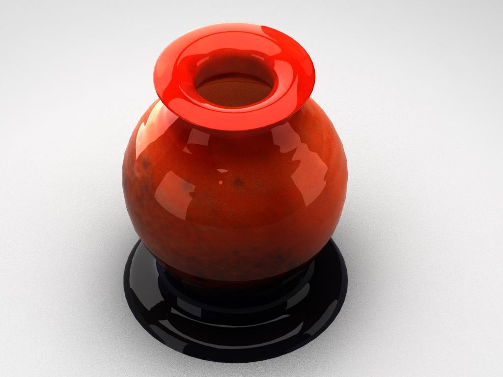glass decorative vase 01 3d model max 147582