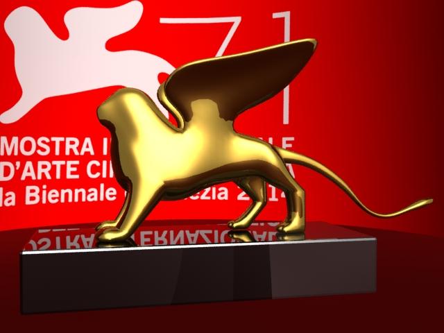 Венийн алтан арслан шагнал 3d загвар 3ds max fbx 165374