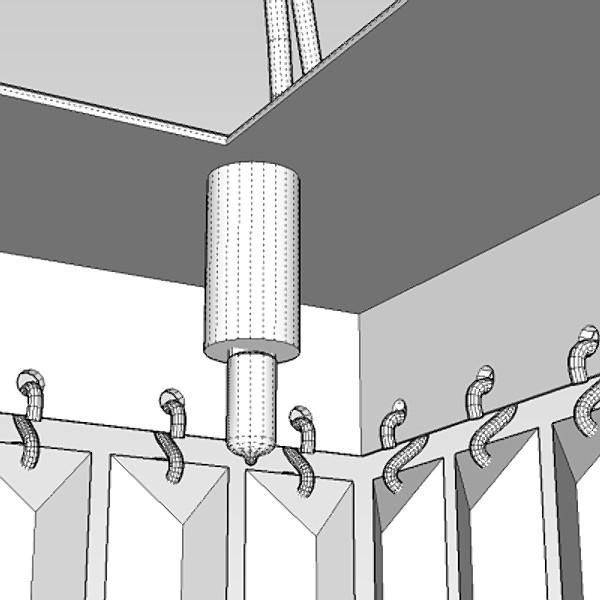 contemporary chandelier 1 3d model 3ds fbx skp obj 115202