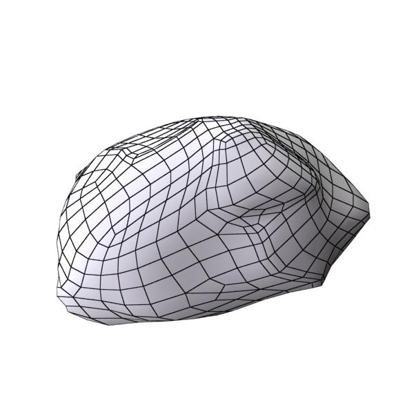 stones 01 3d model 3ds max fbx obj 131957