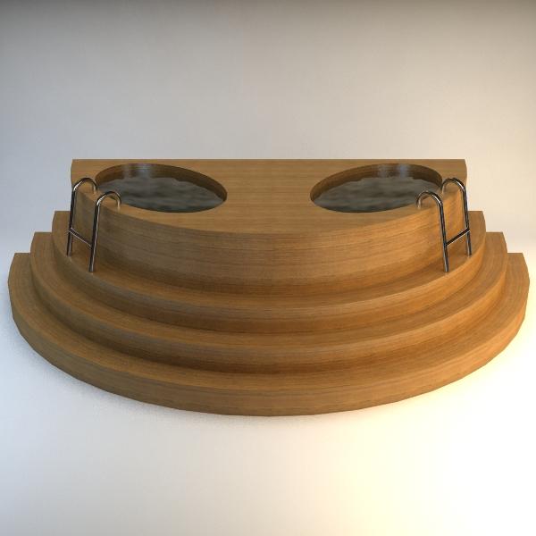 модон баптисм 3d загвар 3ds max fbx бүтэцтэй obj 114784