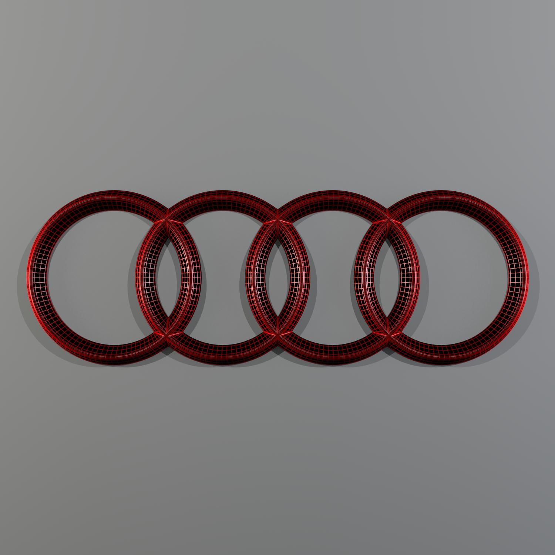 Аудитийн 3d загварын лого нь 116190
