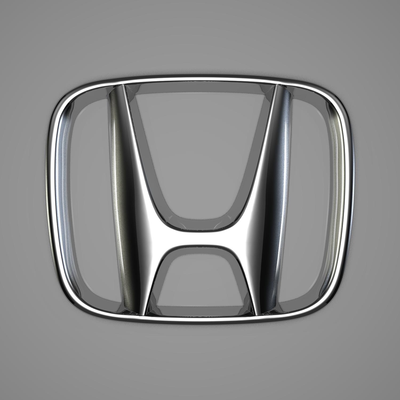 honda logo 3d modelis maisījums obj 116194