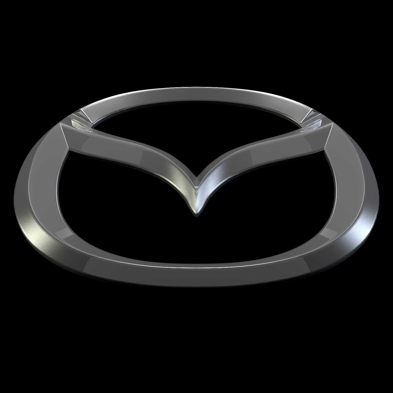 Mazda logo 3d model buy mazda logo 3d model flatpyramid mazda logo 2252kb jpg by reticulum biocorpaavc Gallery