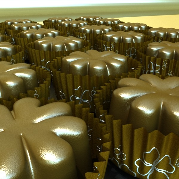 chocolate candy 07 high res 3d model 3ds max fbx obj 132426