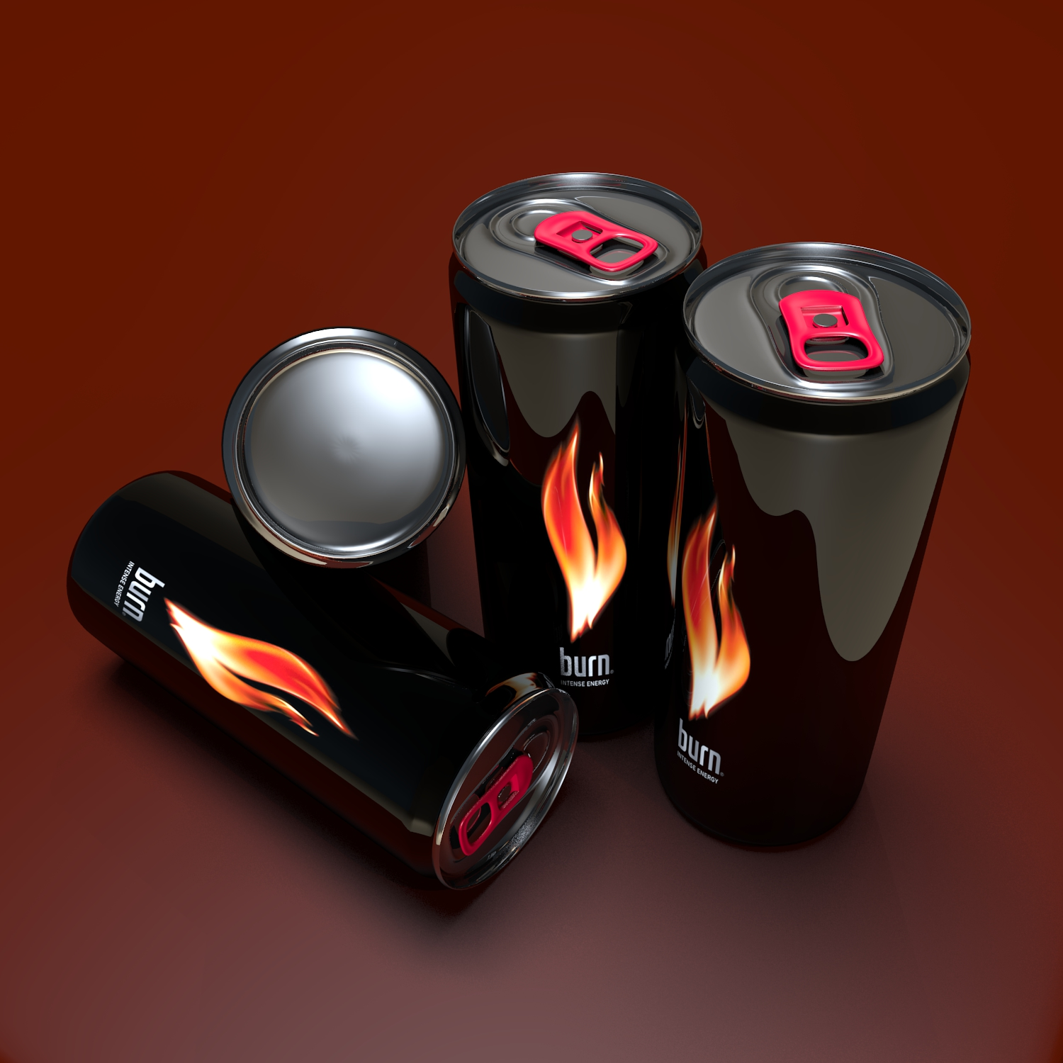 energy drink burn 3d model blend obj 119297